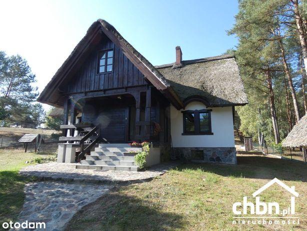 Dom wśród lasów nad samą rzeką !!