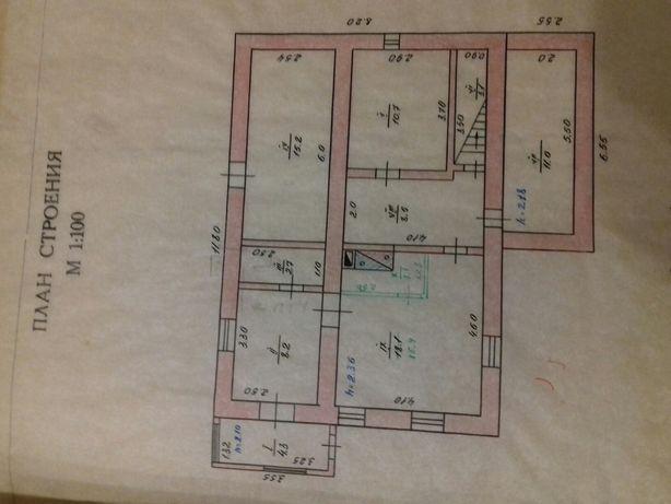 Продам 2-х этажный дом в пгт Александровка