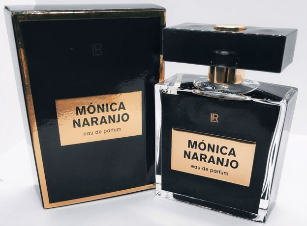 Perfume Mónica Naranjo.