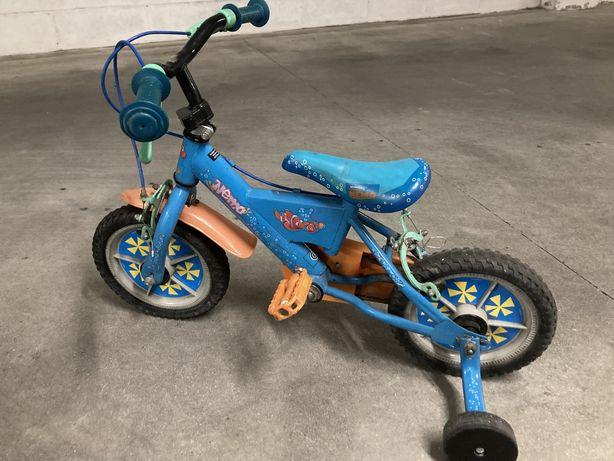 Bocicleta roda 12 criança
