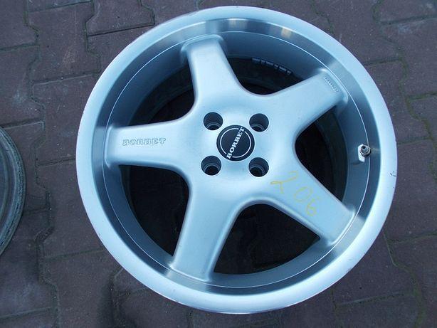 Felga aluminiowa BORBET 4x100 8Jx17H2 ET35 Nr.206