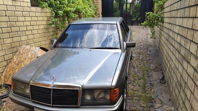 Mercedes 190 2.3