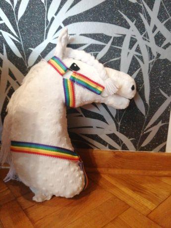 Hobby horse biały