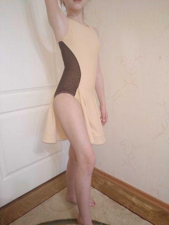 Платье тренировочная латина.