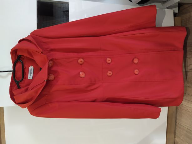 Płaszcz wiosenny jesienny, kurtka wiosenna jesienna