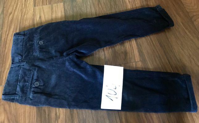 Spodnie dla chłopca rozmiar 104 smyk