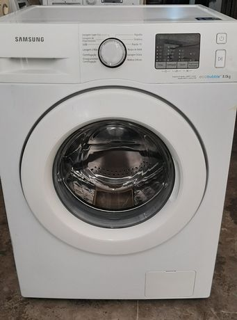 Máquina de lavar roupa Samsung ecobubble 8