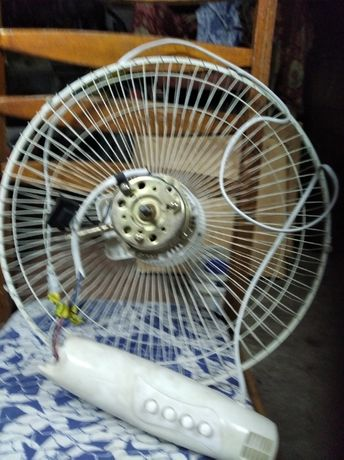 Запчасти к вентилятору