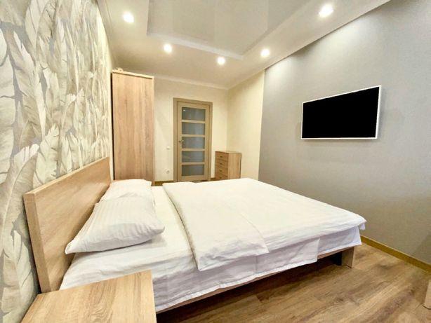 Апартаменты в НОВОМ доме, стильный ремонт