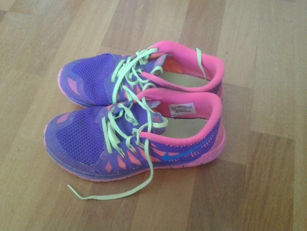 buty sportowe damskie nike free 5.0 rozm. 38,5 wkładka 24 cm wysyłka