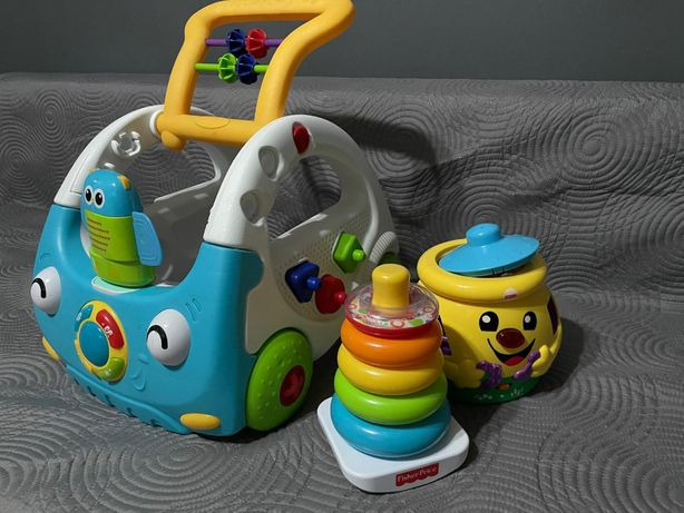 Pchacz , Zabawki, Fisher-Price