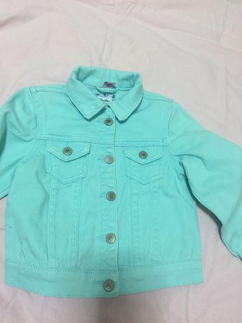 Bluza dżinsowa dla dziewczynki