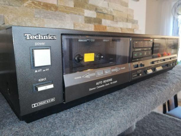 Technics deck rs-b28r magnetofon