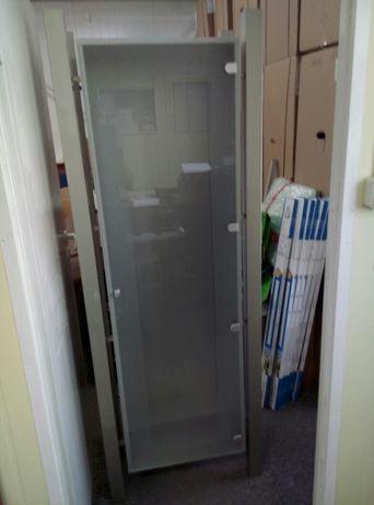 Szyby do szafy nowe, wymiar 500 mm x 1668 mm