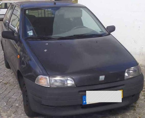 Fiat Punto Td 70 - 95 Peças
