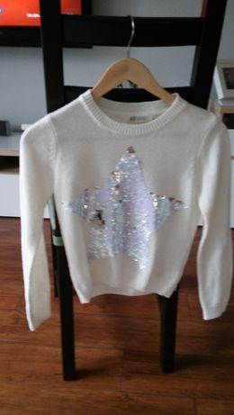 Sweterek sweter H&M