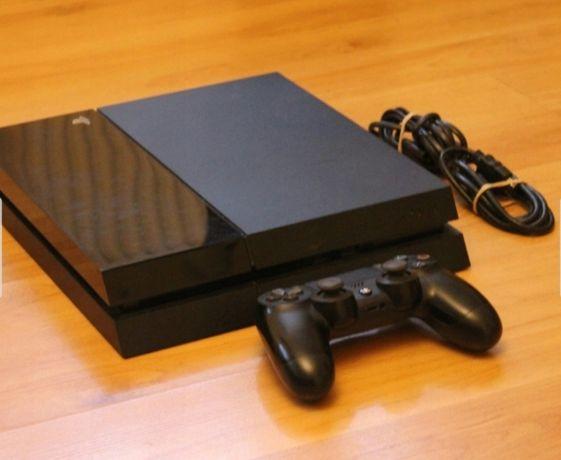 PlayStation4 + Pad