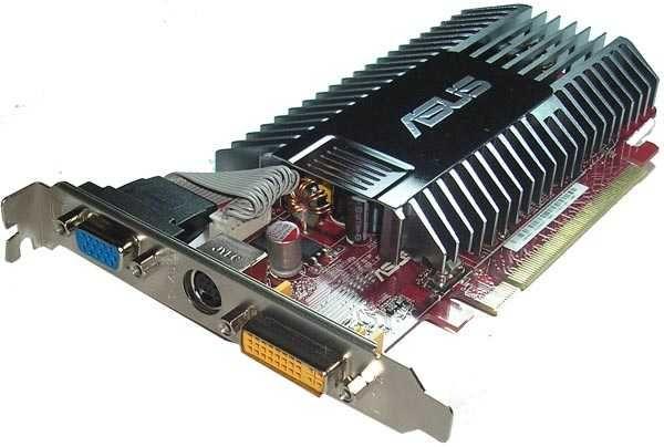 Asus Radeon HD 3450