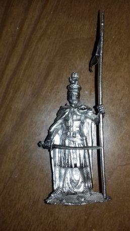 Оловянный солдатик миниатюра грек гоплит рыцарь римский центурион