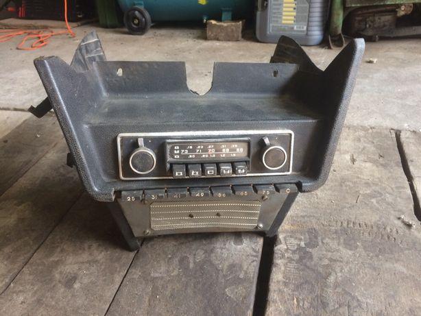 Оригинальная борода с радио ваз 2103 1974г!