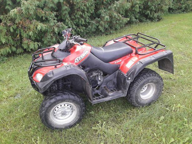 Quad Suzuki Ozark 250ccm