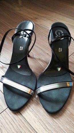 szpileczki sandałki 38