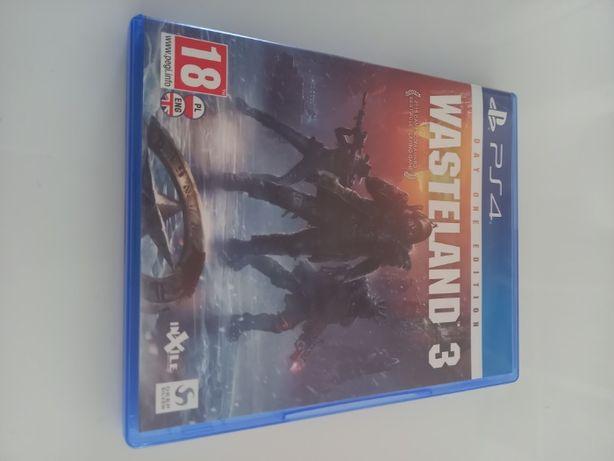 Wasteland 3 Gra PS4
