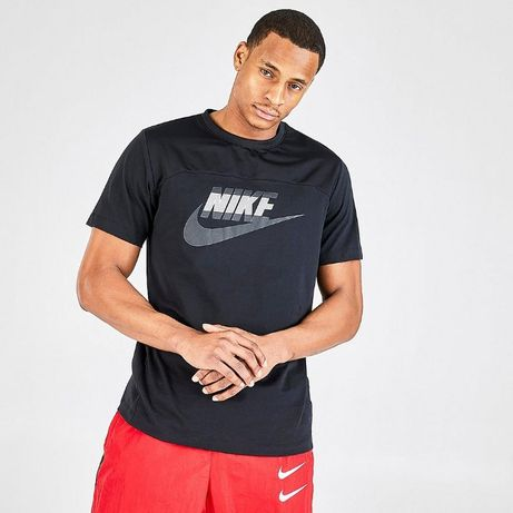 koszulka NIKE SPORTSWEAR MIXED T-SHIRT CT9759 model 010 rozmiar M
