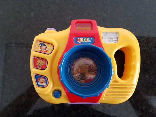 Máquina fotográfica Noddy impecável