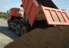 Доставка Чернозема Песок Щебень Бровары Борисполь Чернигов