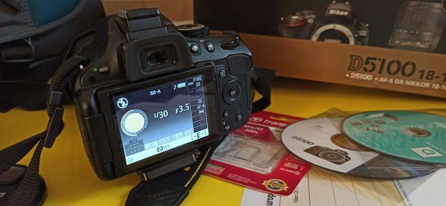 Nikon D5100 фотоаппарат