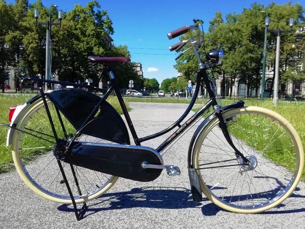 Okazja Rower miejski holender Gazelle Populair stylowy 2015