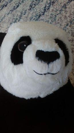 NOWA duża panda 47 cm IKEA DJUNGELSKOG, pluszak