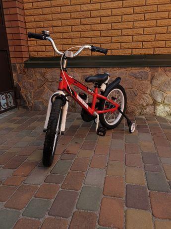 Детский велосипед Royalrider алюминиевый!