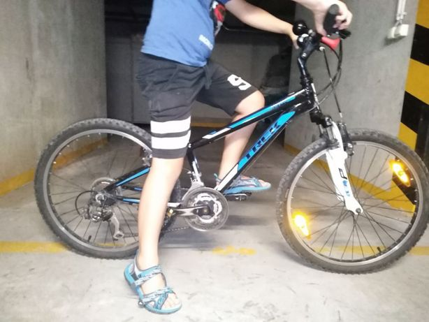 Rower Trek kola 24 dla chłopca