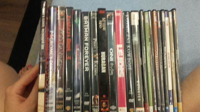 Zestaw 21 filmów Cube Zero, Lejdis, Batman forever, huragan, piraci