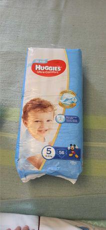 Huggies ultra comfort 5 (56 шт.)