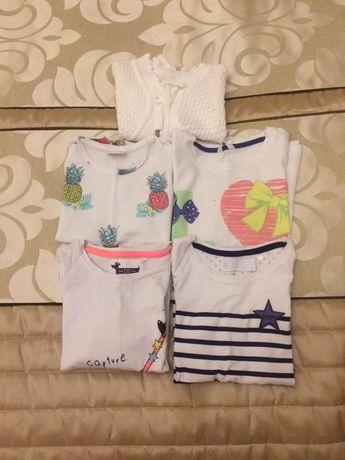 Bluzeczki dla dziewczynki 110