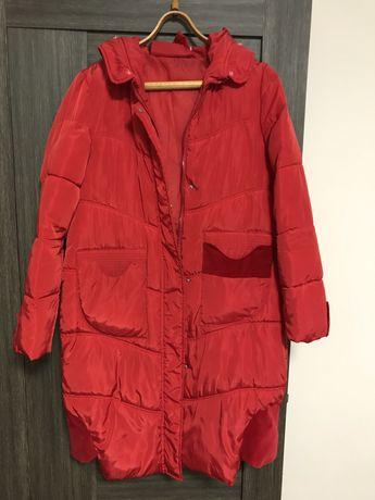 Куртка женская пальто пуховик