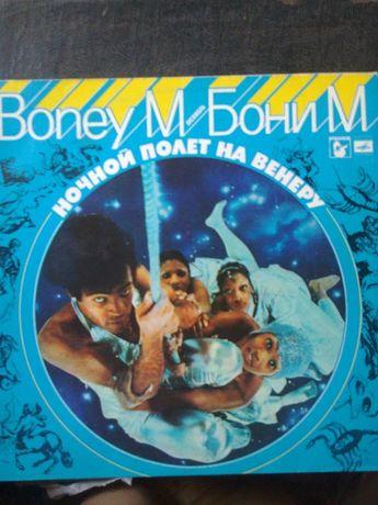 Виниловые пластинки Modern Talking; Boney-M