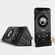 2 em 1 amplificador de som ajustável suporte de telefone e desktop And