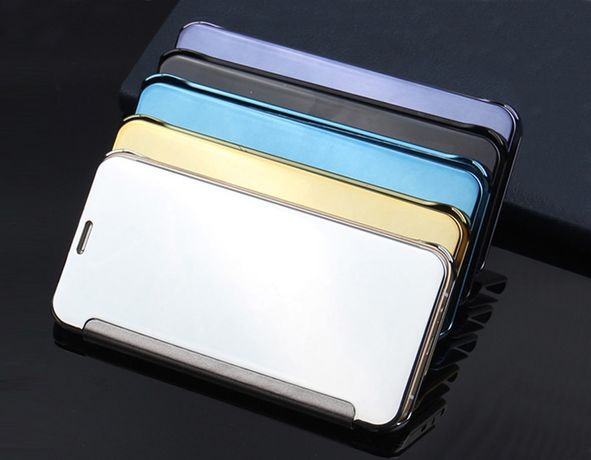 Чехол Книжка Mirror для Xiaomi Redmi S2 6 6A Pro Mi 8 A2 Lite Max 3 7A