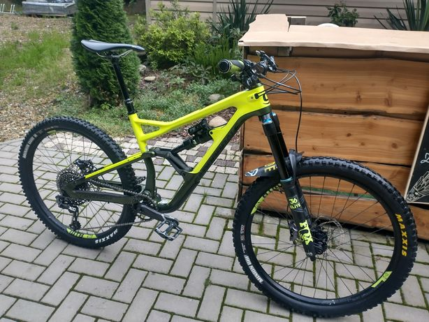 Cannondale Jekyll 2 2018 Carbon Fox 36 X0 Eagle