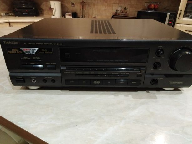 Amplituner Technics SA-GX470
