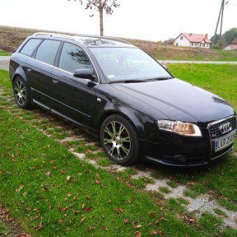 Audi A4 B7 2007r.