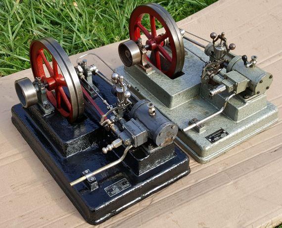 Modele maszyny parowej PRL zamienię na MDLot Puck