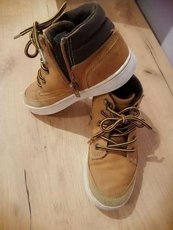 Ботинки, кеды кожаные