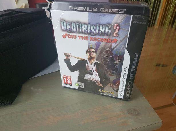 Nieużywana nowa gra na PC Deadrising 2 folia