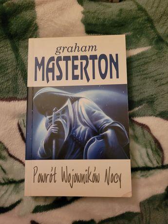Powrót Wojowników Nocy. Graham Masterton