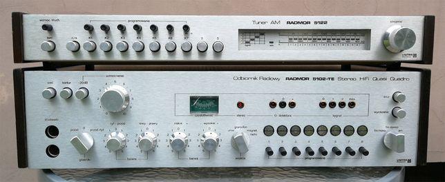 Zestaw Radmor 5102-TE oraz Radmor 5122
